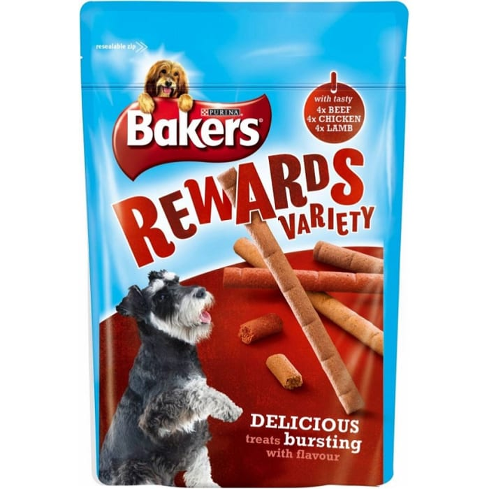 Bakers Rewards Variety for Dogs 100 Grams