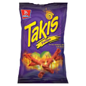 Takis Fuego Hot Chili Pepper & Lime Tortilla Chips 280 Grams