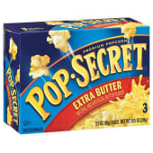 Pop Secret  Microwave Popcorn