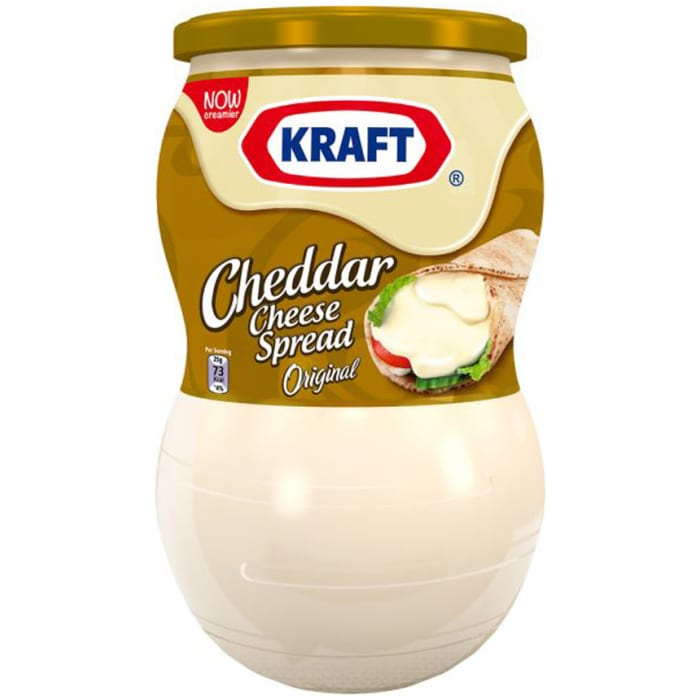 Kraft Cheddar Cheese Spread Original