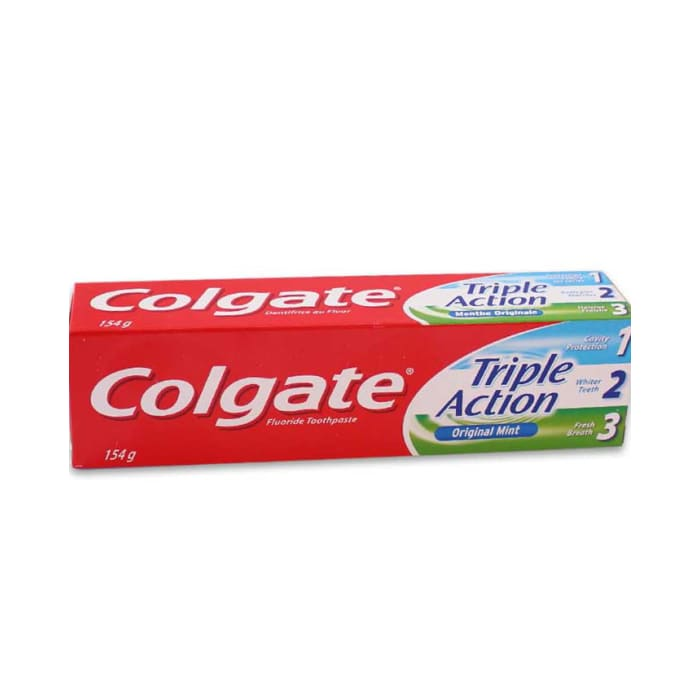 Colgate Triple Action Tooth Paste