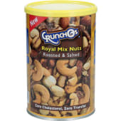 Crunchos Royal Mix Roasted & Salted Nuts Can