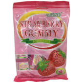 Cocon Gummy Strawberry with 100% Strawberry Juice