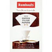 Rombouts Coffee Filters Papers No2
