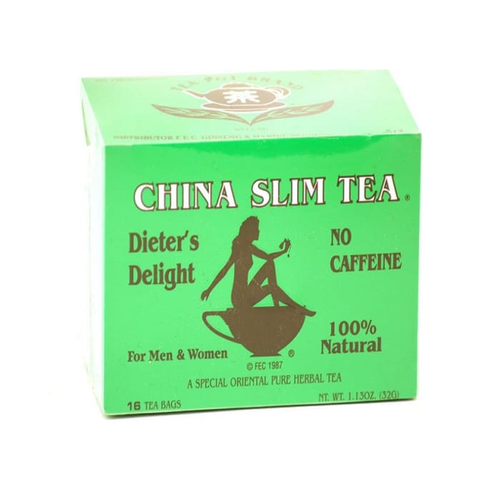 Dieters Delight  Tea China Slim Tea 100% Natural Men & Women