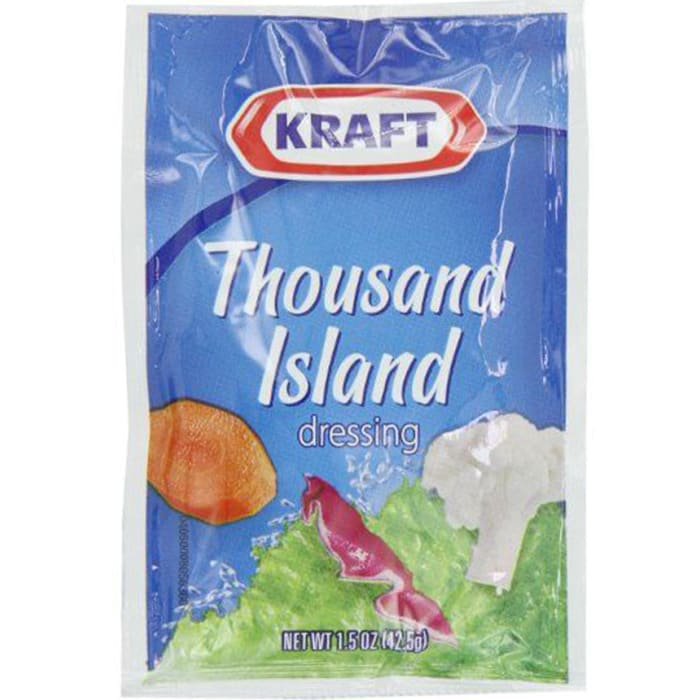 Kraft Thousand Island Salad Dressing