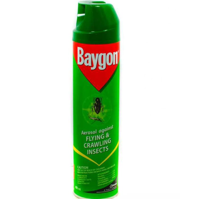 Baygon Crawling Insect Spray