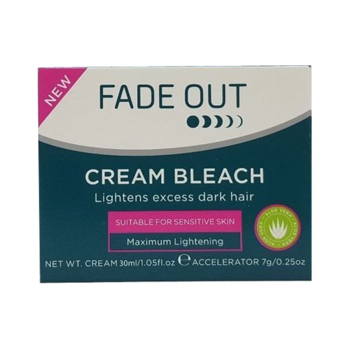 Fade Out Cream Bleach Sensitive