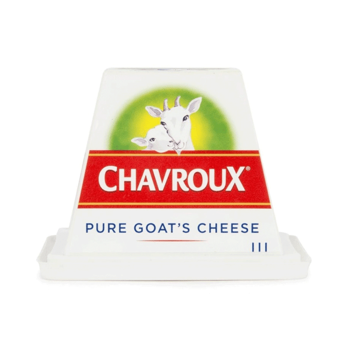 Chavroux Pure Goat's Cheese