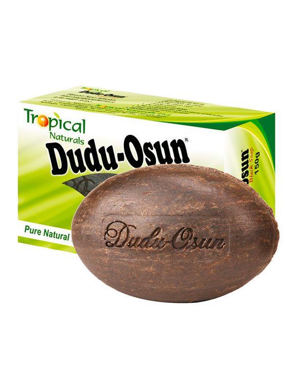 Savon Noir Dudu Osun Tropical Naturals