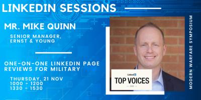 Toolkit - Speaker Quinn (LinkedIn)