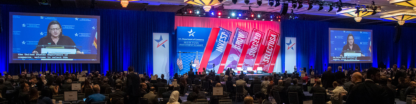Call for Proposals | 2019 SelectUSA Investment Summit