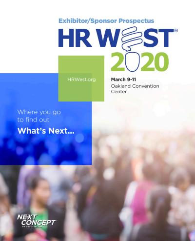 HR West 2020 Prospectus