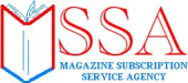 Magazine Subscription Service Agency Logo