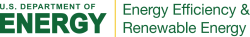 U.S. Department of Energy Office of Energy Efficiency and Renewable Energy (EERE) Logo