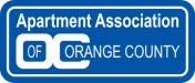 Apartment Association of Orange County Logo
