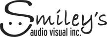 Smiley's Audio Visual, Inc. Logo