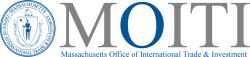 Massachusetts Office of International Trade and Investment Logo