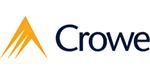Sponsor - Crowe Logo
