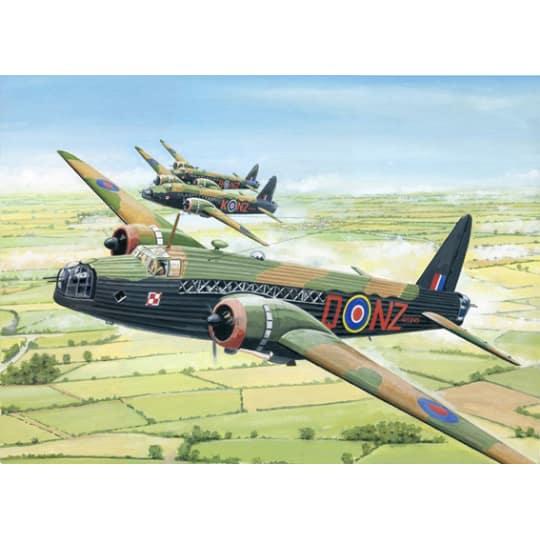 Camouflage War Aircrafts 1 - A4 (210 x 297mm)