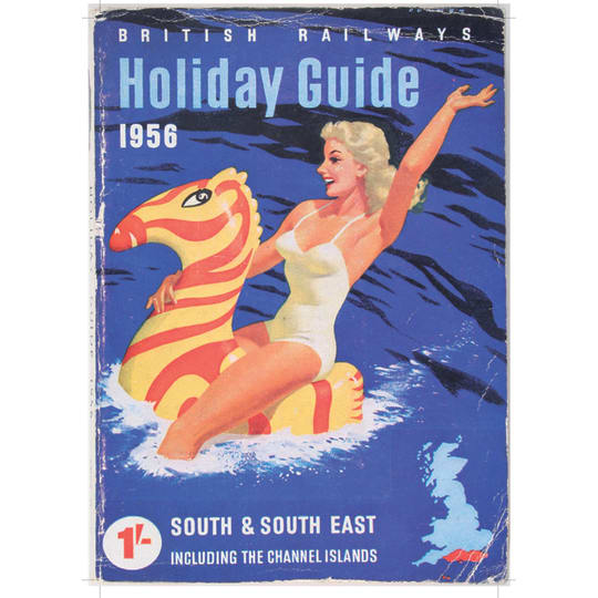 Dementia friendly British Holiday Guide 2 - A4 (210 x 297mm)