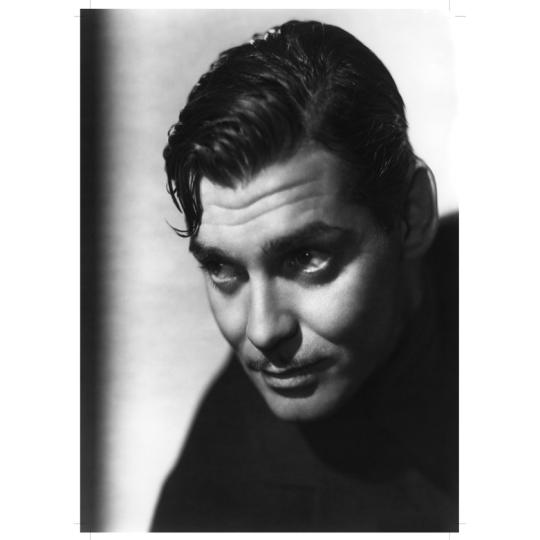 Clark Gable 3 - A4 (210 x 297mm)