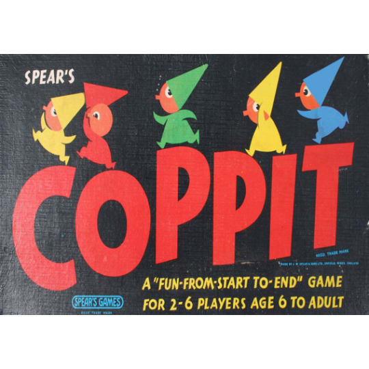 Coppit Game - A4 (210 x 297mm)