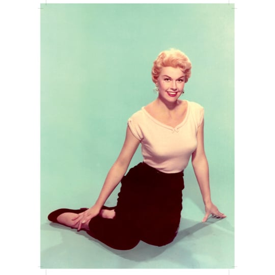Dementia friendly Doris Day 2 - A4 (210 x 297mm)