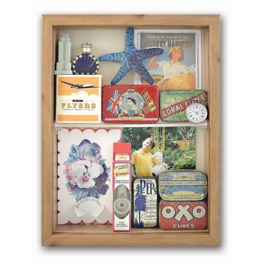 Interactive furniture Memory Box
