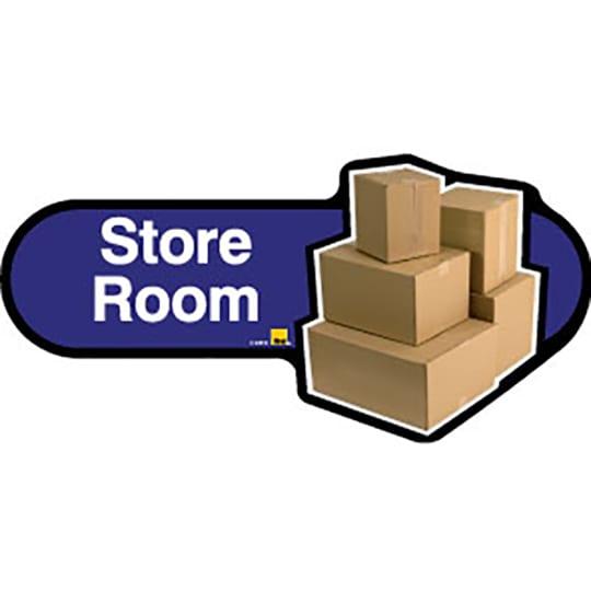 Store Room  - Dementia Signage