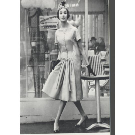 Super Express Cafe Woman - A4 (210 x 297mm)