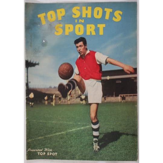 Top Shots in Sports - A4 (210 x 297mm)