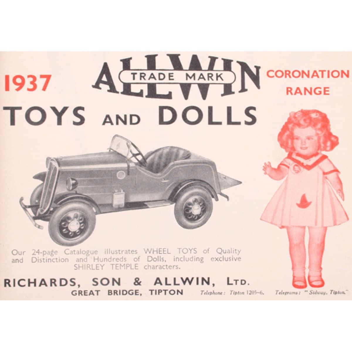 Allwin Toys - A4 (210 x 297mm)