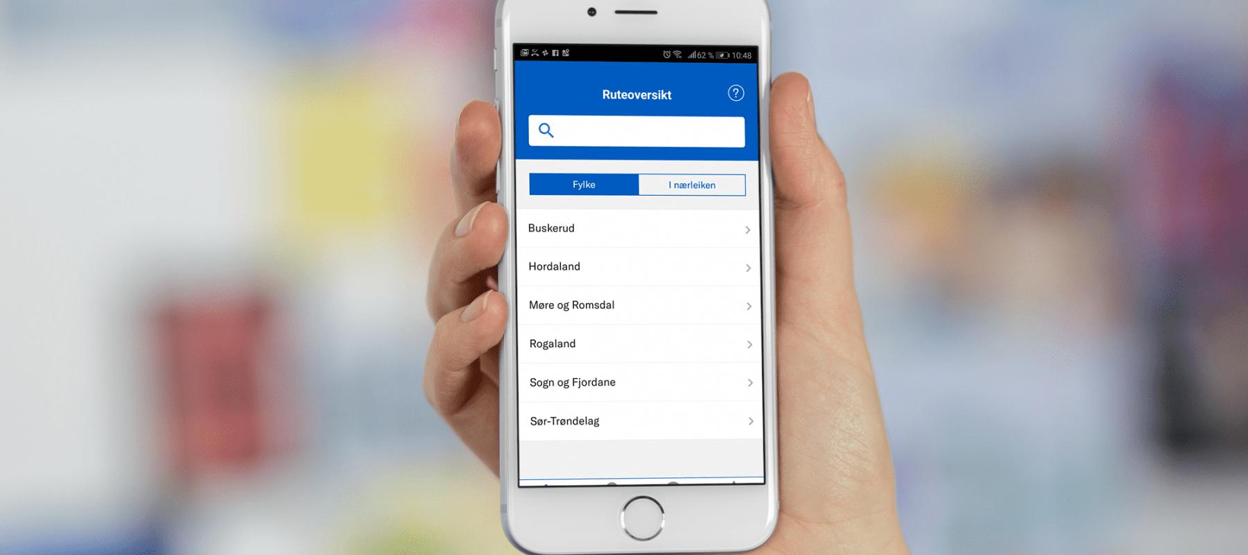fjord1 app