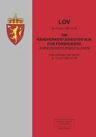 Lov om håndverkertjenester m.m. for forbrukere (håndverkertjenesteloven) av 16. juni 1989 nr. 63