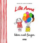 Lille Anna leker med farger