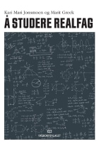 Å studere realfag
