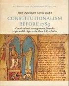 Constitutionalism before 1789