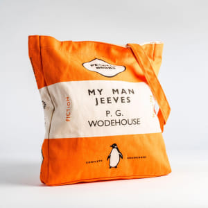 Penguin Book Bag - My Man Jeeves