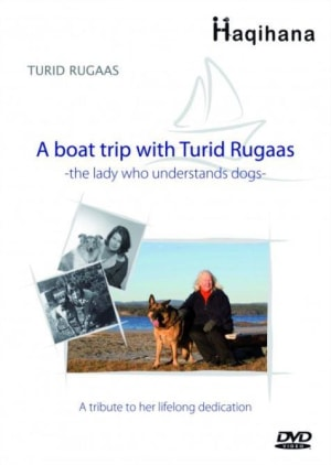 A boat trip with Turid Rugaas : the lady who understands dogs
