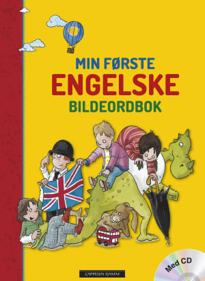 Min første engelske bildeordbok