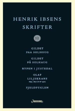 Henrik Ibsens skrifter. Bd. 2