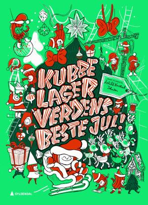 Kubbe lager verdens beste jul