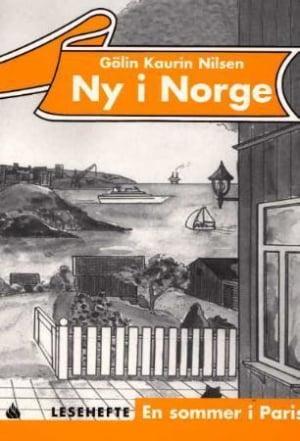 Ny i Norge, Lesehefte 4, En sommer i Paris