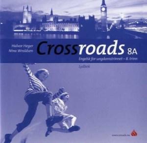 Crossroads 8A lydbok (gammel utgave)