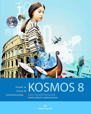 Kosmos 8 elevbok NYN