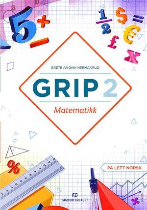 Grip 2 Matematikk Grunnbok (BM)