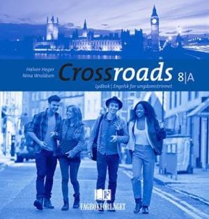 Crossroads 8A Lydbok