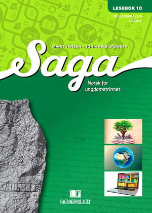 Saga Leseboka 10