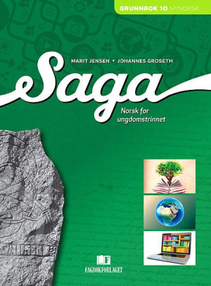 Saga Grunnbok 10 NN